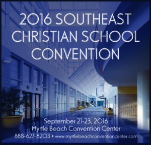 2016 Southeast Christian School Convention Logo